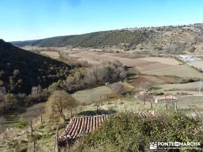 Parque Natural del Barranco Río Dulce;rutas senderismo cadiz rutas senderismo cantabria